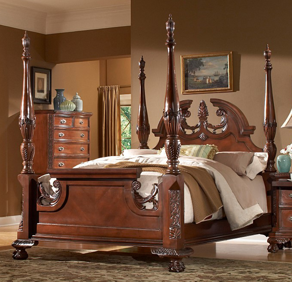 Superb Bedroom Collections | 1121 Buckingham | Buckingham Bed | Fairfax Furniture