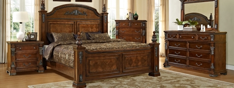 Bedroom Collections 5545 Orleans Fairfax Furniture